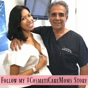 My Breast Augmentation Experience at CosmetiCare