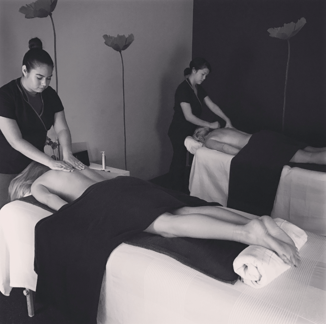 Massages after breast surgery