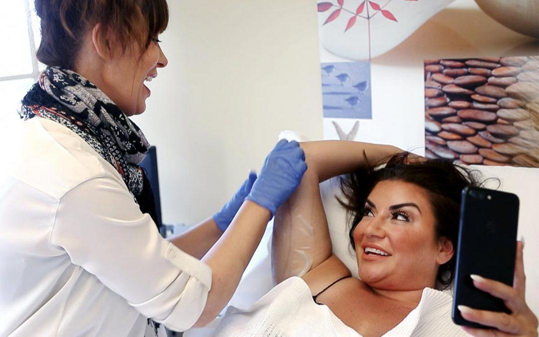 My Cool Sculpting Experience at CosmetiCare
