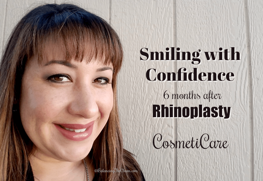 Smiling with Confidence 6 Months After My Rhinoplasty with CosmetiCare