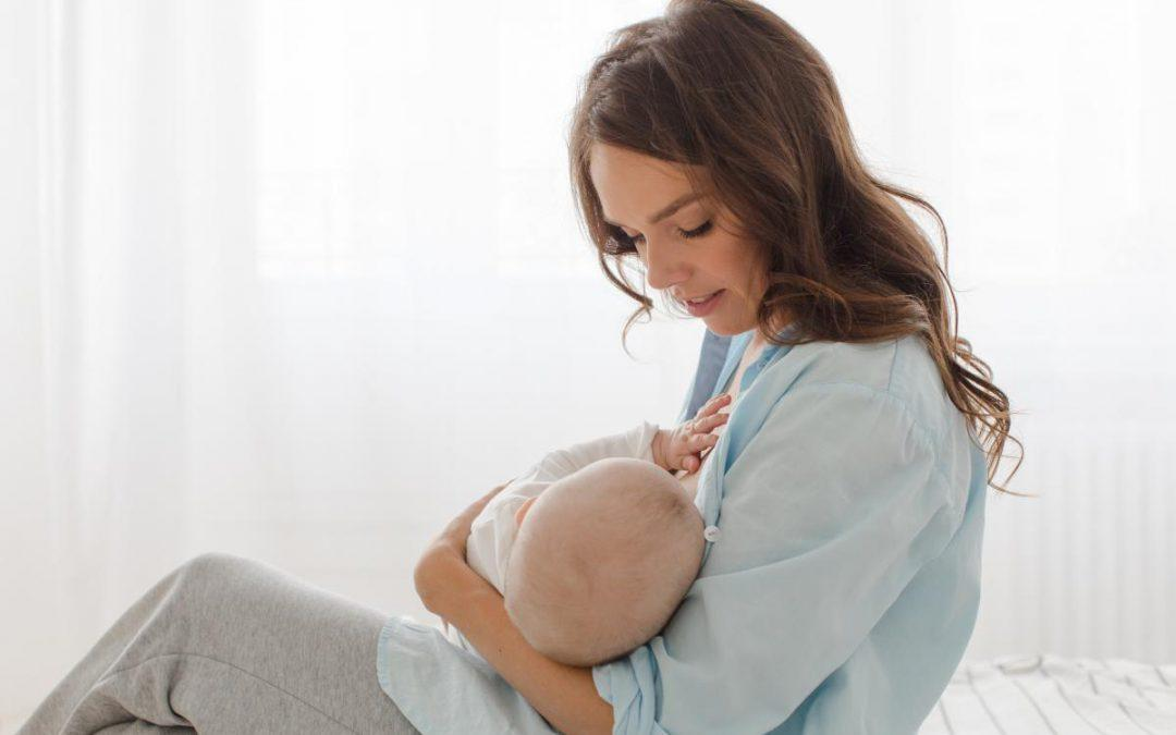 Diet For A Healthy Breastfeeding Mom And Baby