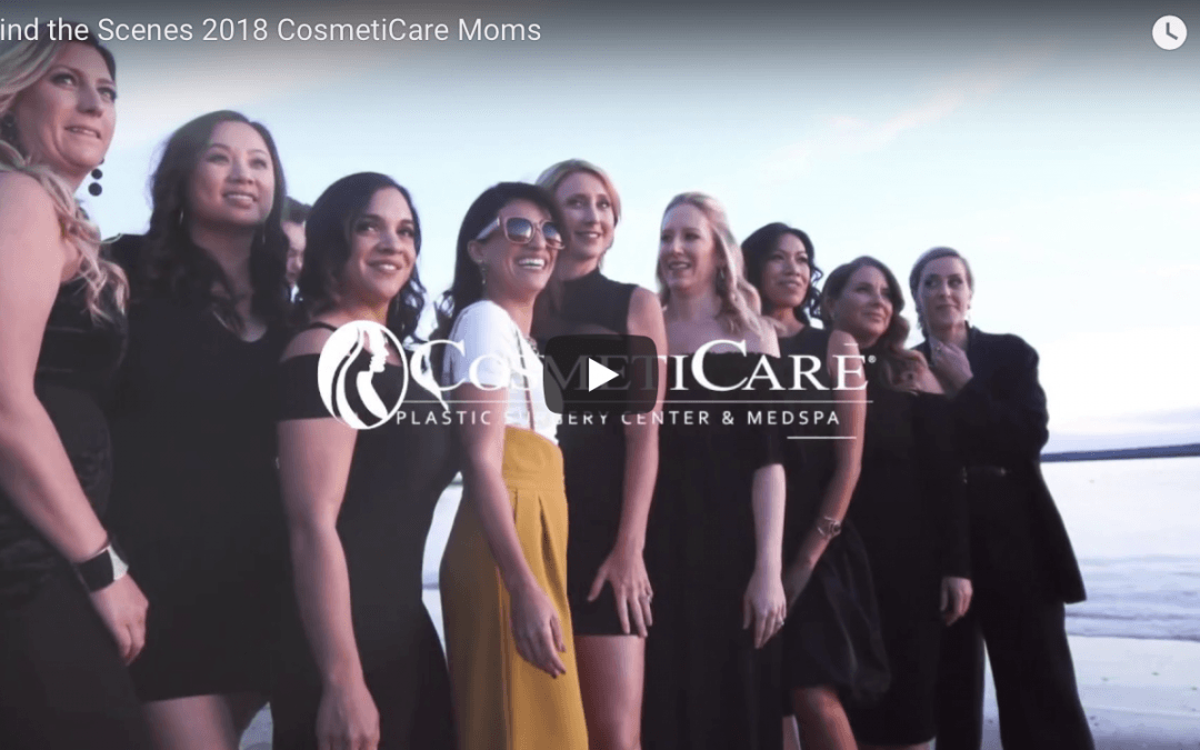 Behind the Scenes with the CosmetiCare Mom Ambassadors