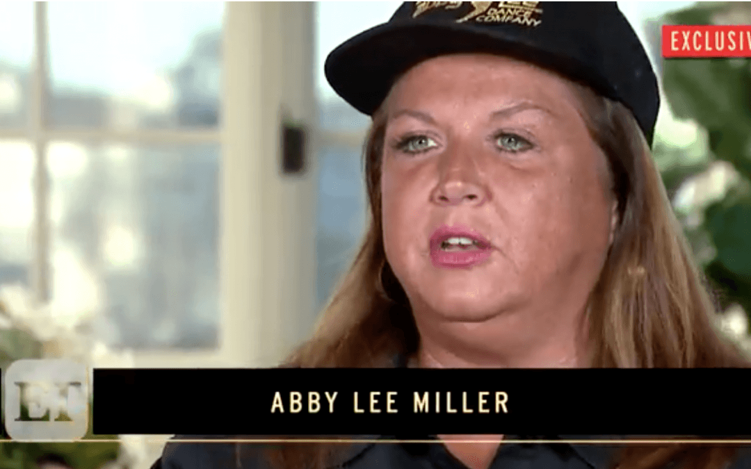 Exclusive TV Event: CosmetiCare Partner with Dance Mom's Abby Lee Miller