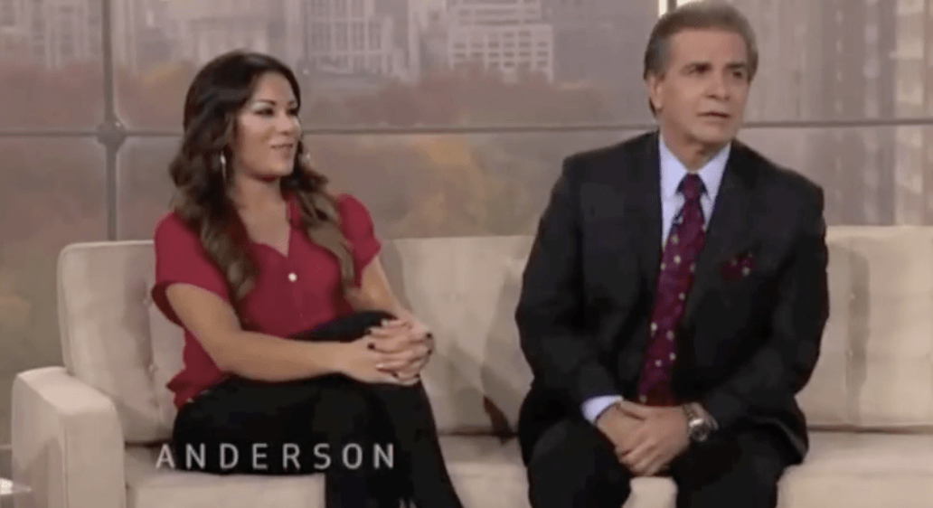 Watch Dr. Niccole's TV Appearance on Anderson