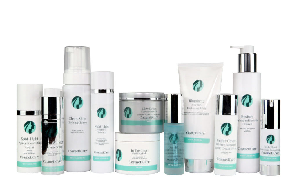 Skin Care At CosmetiCare