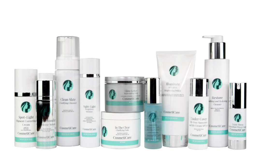 Beauty Best Bets: CosmetiCare Line From Pros