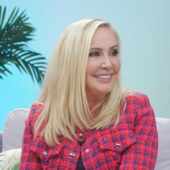 Shannon Beador Shares Her Beauty Secrets with Entertainment Tonight