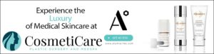 medical skincare alumierMD at cosmeticare