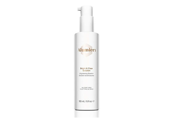 Bright and Clear solution by Alumier MD