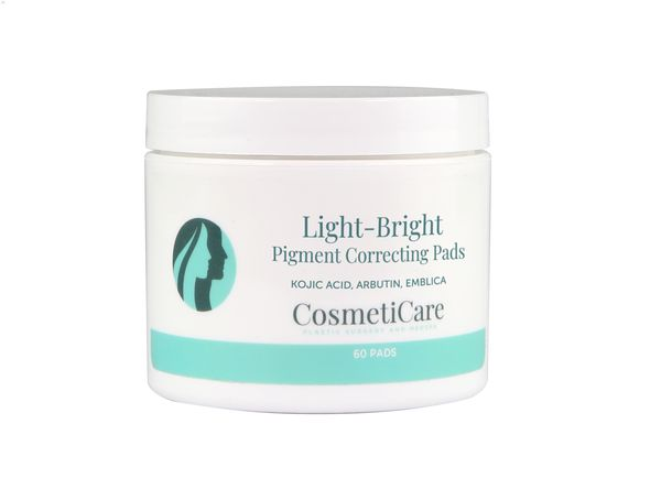 Light Bright Pigment Correcting Pads- 8%